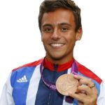 Daley's world diving flop 'lights fire' for Tokyo 2020