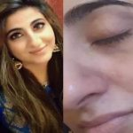 Mohsin Abbas Haider  accused of domestic violence by his wife