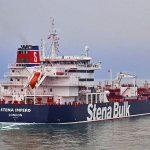 UK mulls sanctions as Iran admits seizing British ship as a 'reciprocal' move