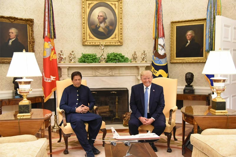 US president offers mediation on Kashmir