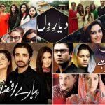 The dilemma of Pakistani dramas