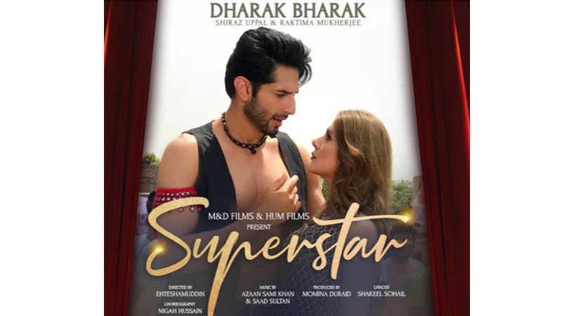 Dharak Bharak' from 'Superstar' is upbeat and electrifying