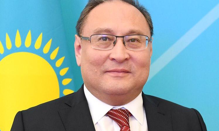 Akan Rakhmetullin new Kazakh ambassador to Pakistan - Daily Times