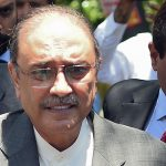 Freedom wins over tyranny: Zardari
