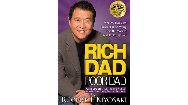 robert kiyosaki books