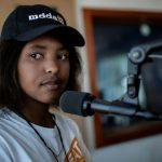 South African teens fight gun crime with radio broadcast