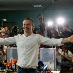 Vakarchuk: the rock star shaking up Ukrainian politics