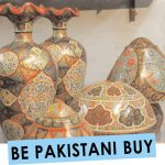 Pakistani! Handmade Multani Lamps