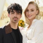 Katharine McPhee, David Foster, Sophie Turner and Joe Jonas honeymoon together in Europe