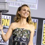 Natalie Portman to play female Thor in upcoming Marvel film