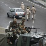 Security in Srinagar increased following call for march to UN office