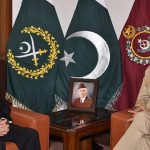Pakistan Army committed to Kashmir cause, COAS assures AJK president