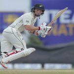 New Zealand 195-7 with Watling on 63, leads Sri Lanka by 177