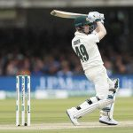 Rain frustrates England after Australia limps to 80-4
