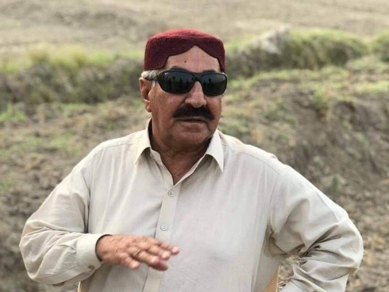 Nawab Amanullah Zehri of BNP killed in firing in Khuzdar
