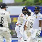 Sri Lanka 133-0 at stumps vs NZ, chasing 268 to win 1st test