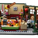 Lego celebrates 25th anniversary of 'Friends' by releasing a Central Perk set