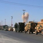 Damascus angered by Turkish army convoy heading for key Syria town
