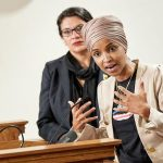 Go to Israel, see 'cruel reality of the occupation': Omar