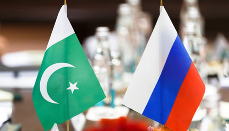 Pakistani, Russian officials discuss defence cooperation in