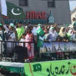 Pakistanis in New Jersey hold 72th anniversary Independence Day Parade