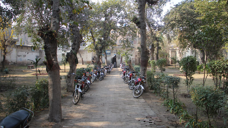 The Baoli Bagh — a lost piece of heritage!