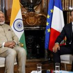 France watching Kashmir situation: Macron to Modi