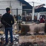 Gentleman jailbreak: escaped convicts return to Indonesia prison