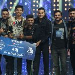 Auj wins 'Battle of the Bands' Season 4