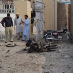 Two killed in DI Khan gun attack