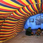 Finding homes in ruin, destitute Iraqis return to camps
