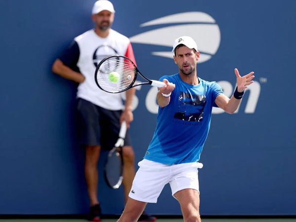 'Pain free' Djokovic into US Open last 16
