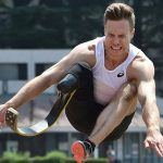 One leap at a time: the 'Blade Jumper' with Olympic dreams