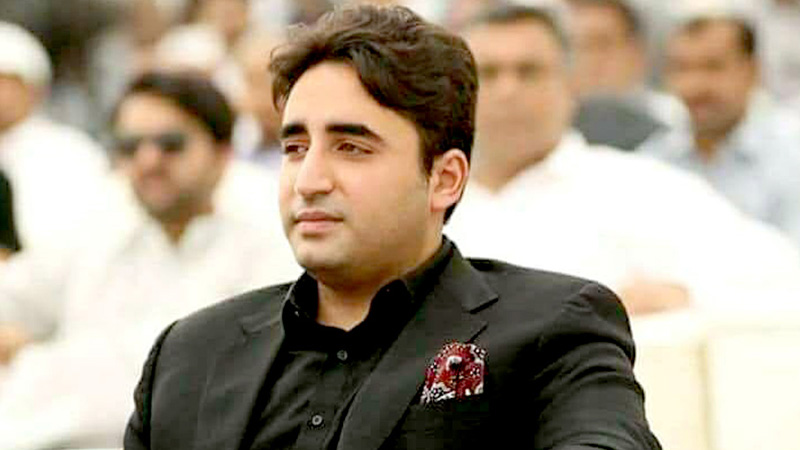 Bilawal again urges MQM-P to 'rethink' its alliance with PTI