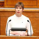 Estonia president says far-right minister unfit for job