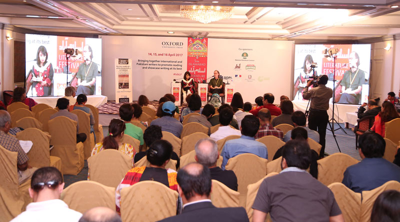 ILF 2017 Book Launch The Art and Crafts 2.