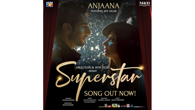 Atif Aslam's powerful new song 'Anjaana' released - Daily Times