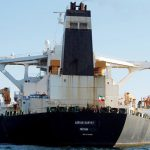 US says anyone who allows Iran tanker Adrian Darya I to dock risks sanctions