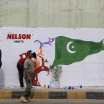 UIT students celebrate the spirit of independence through wall painting drive