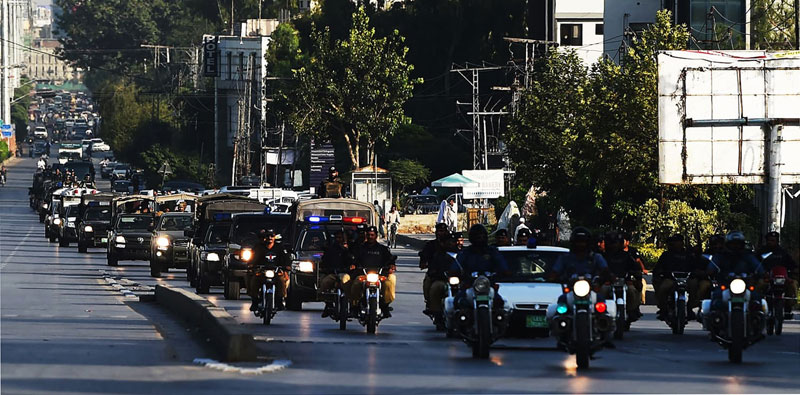 More than 12,000 personnel to give security cover to capital