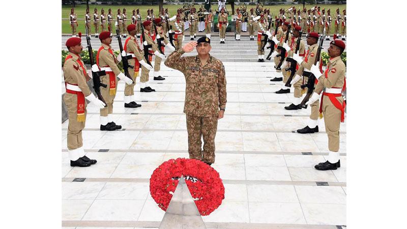 Kashmir an unfinished agenda of realisation of Pakistan: COAS