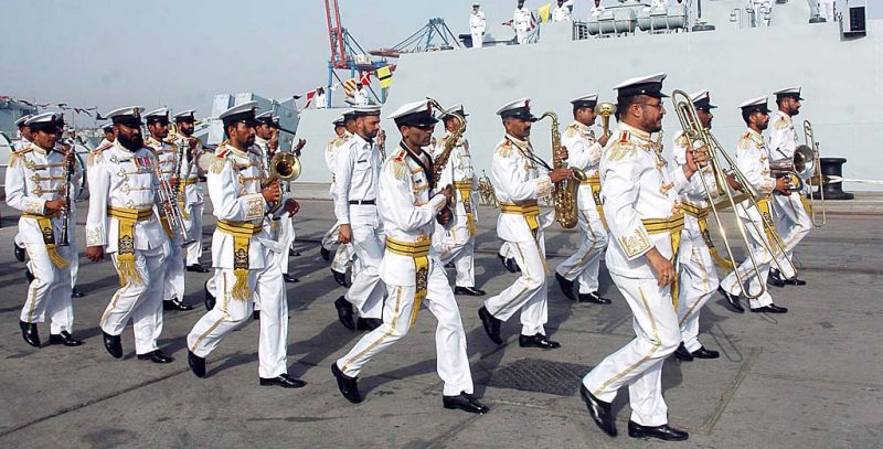 Navy celebrates Defence Day with due solemnity - Daily Times