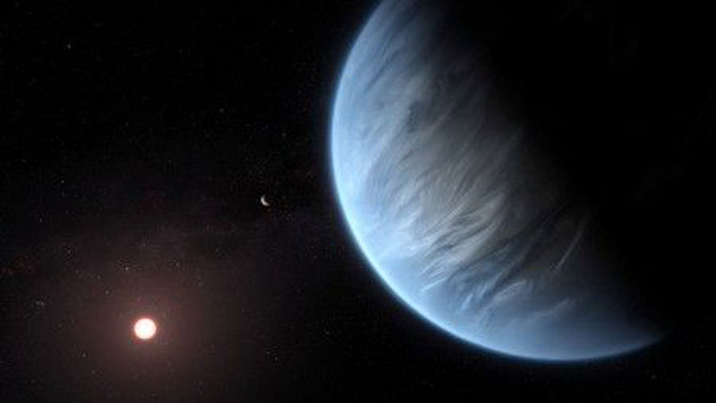 Water discovered for first time on planet that may be habitable