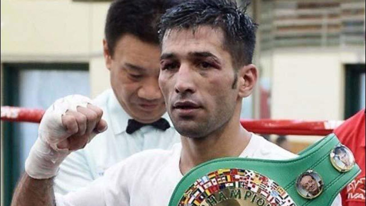 Image result for boxer muhammad waseem