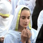Schoolgirls in Peshawar told to cover themselves up to ensure safety
