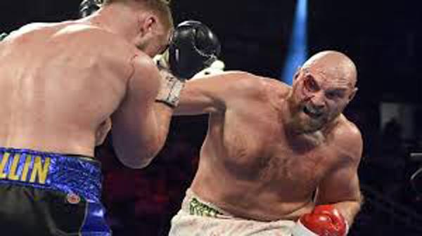Tyson Fury's Dad Slates Son's Performance Despite Points Win Over Otto Wallin
