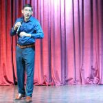 Adeel Hashmi turns motivational speaker as part of Guest Speaker Series
