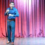 Adeel Hashmi turns motivational speaker as part of Guest Speaker Series