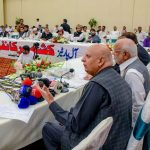 Govt exposed Indian atrocities in IoK: Governor