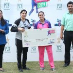 Kainat, Aliya lead Blasters to thrilling one-wicket victory against Challengers